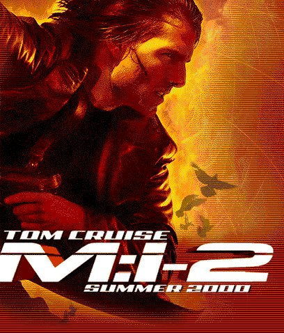 tom cruise mission impossible 2. Producers: Tom Cruise,Paula